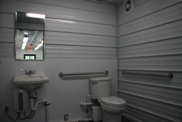 dropoffice, dropbox inc, custom shipping container modification, portable office, modular office
