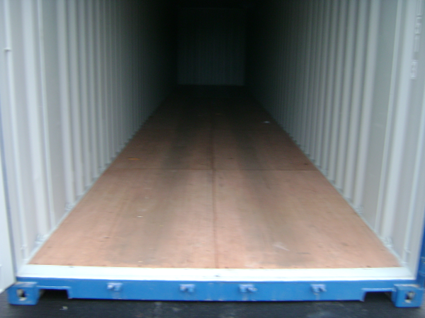 Shipping Container, Connex Shipping Container, Milvan Cargo Container