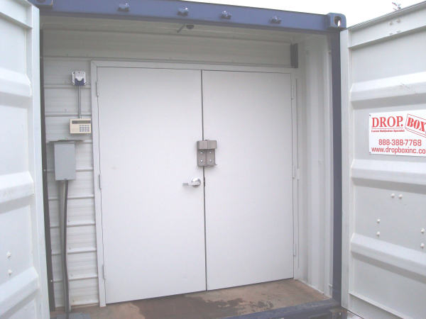 high security storage, high security storage unit