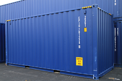 connex container, iso shipping container, milvan container, ip-1 container