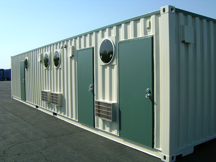 shipping container modificaitons, iso modifications, custom container modifications, custom shipping container modifications