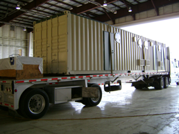 Custom Container modification, shipping container modification, dropbox inc.