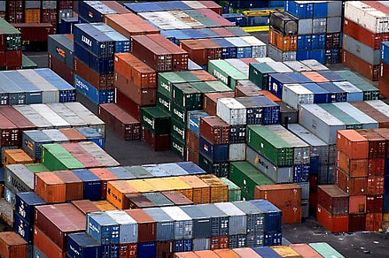 shipping container, shipping containers, milvan, ISO Shipping container