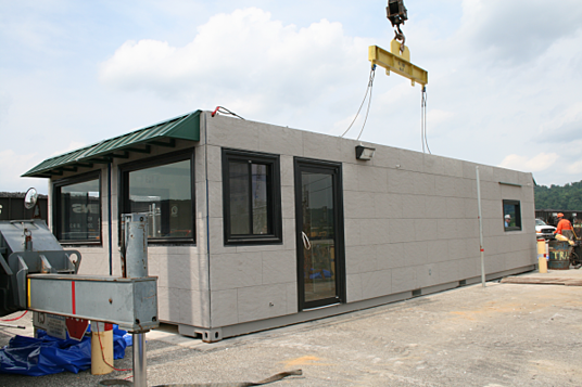 shipping container modification, connex modification, iso shipping container modification, custom shipping container modification