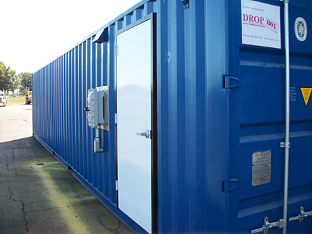 modular storage unit, mobile storage container, iso storage container