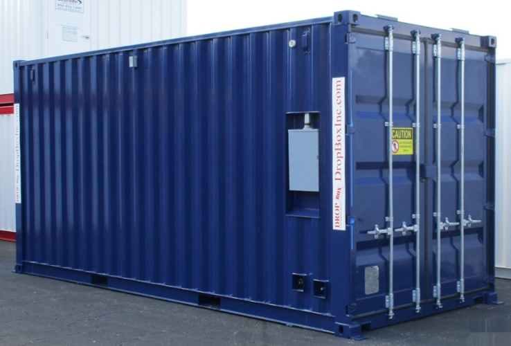 shipping container modification, DropBox Inc, ISO Shipping container, Shipping container, custom shipping container modification, custom ISO shipping container modification, ISO shipping container modification, shipping container modification design, shipping container modification engineering, shipping container modification manufacturing, shipping container benefits