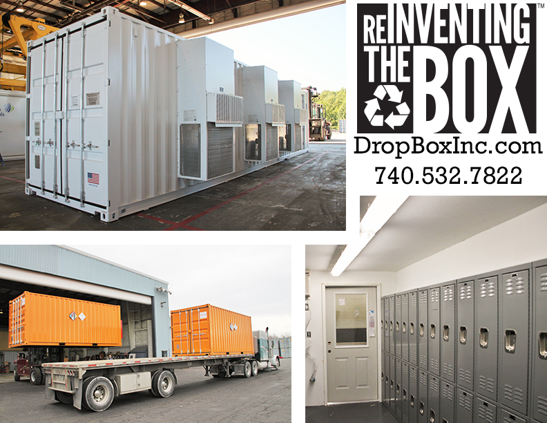 ISO Shipping container modifications, DropBox Inc, shipping container modifications, custom shipping container modification, connex container modification, storage container modification, storage container modifications, ReinventingTheBox