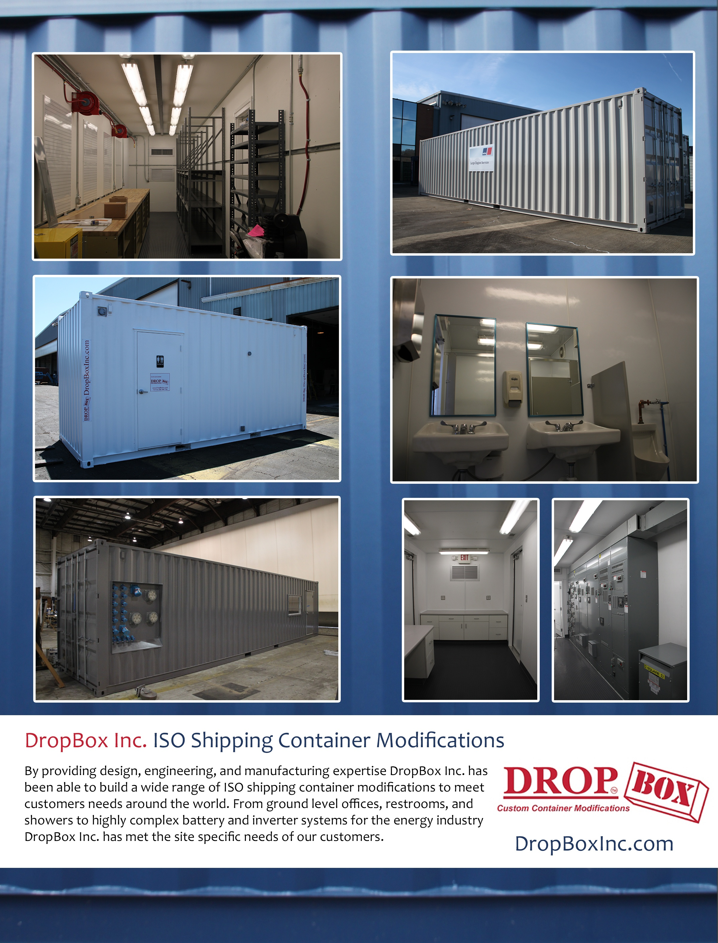 Shipping Container Mods Blog custom storage container