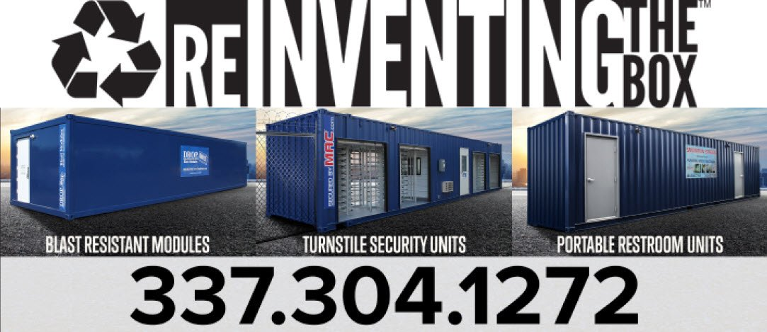 DropBox Inc Shipping Container Modifications the ReUse of