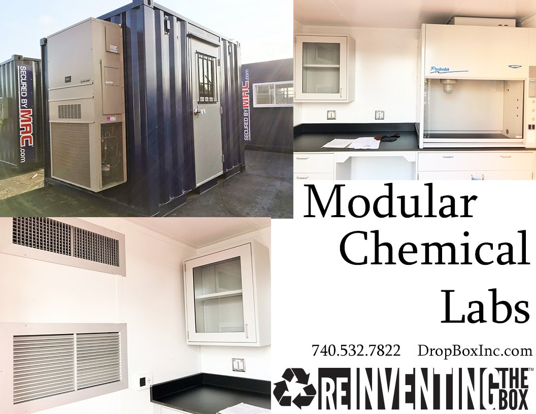 Shipping Container Mods Blog | modular chemical lab
