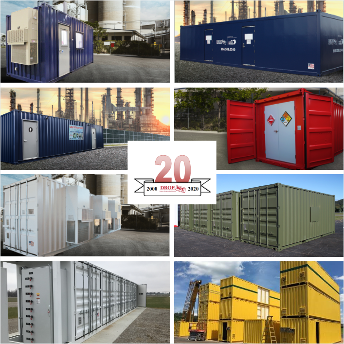 ISO Shipping container modifications, DropBox Inc, shipping container modifications, shipping container modification design, shipping container modification engineering, ReinventingTheBox, shipping container modification manufacturing