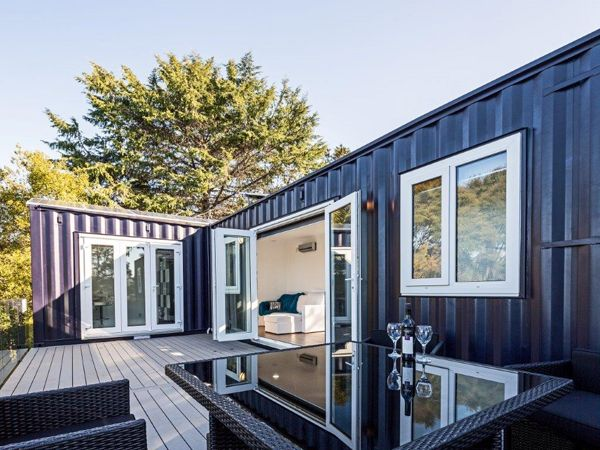 Container Home Design dropbox inc. beautiful shipping container homes around the web