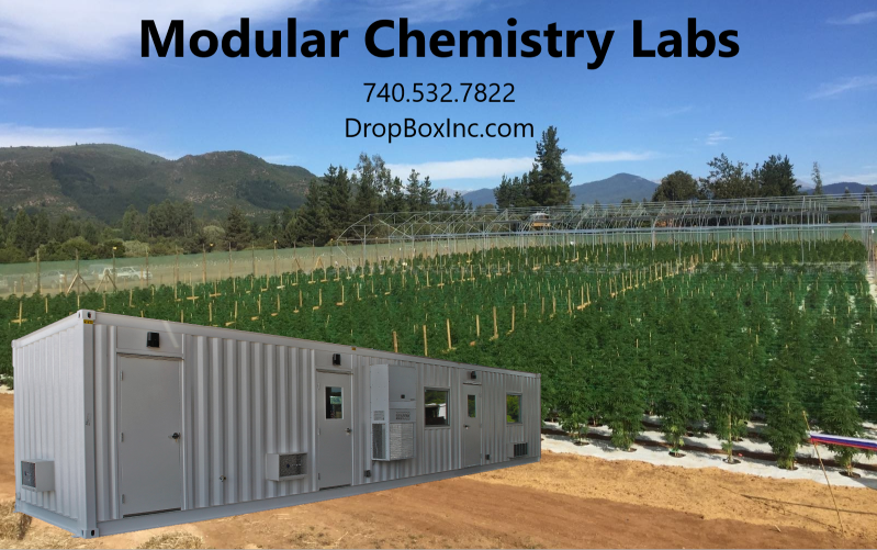 DropBox Inc, portable chemical lab, portable lab, modular lab, modular chemical lab, modular chemical laboratory, portable chemical laboratory