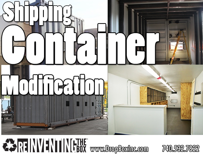 design shipping container modification, custom container modification, shipping container modifications, ISO Shipping container modifications, shipping container modification, DropBox Inc