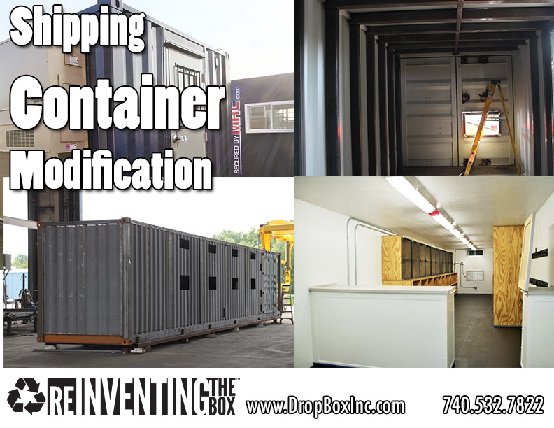 ISO Shipping container modifications, DropBox Inc, ISO Shipping container, shipping container modifications, Shipping container, custom shipping container modification, custom ISO shipping container modification, ISO shipping container modification, shipping container modification company, shipping container modification design, shipping container modification engineering, ReinventingTheBox