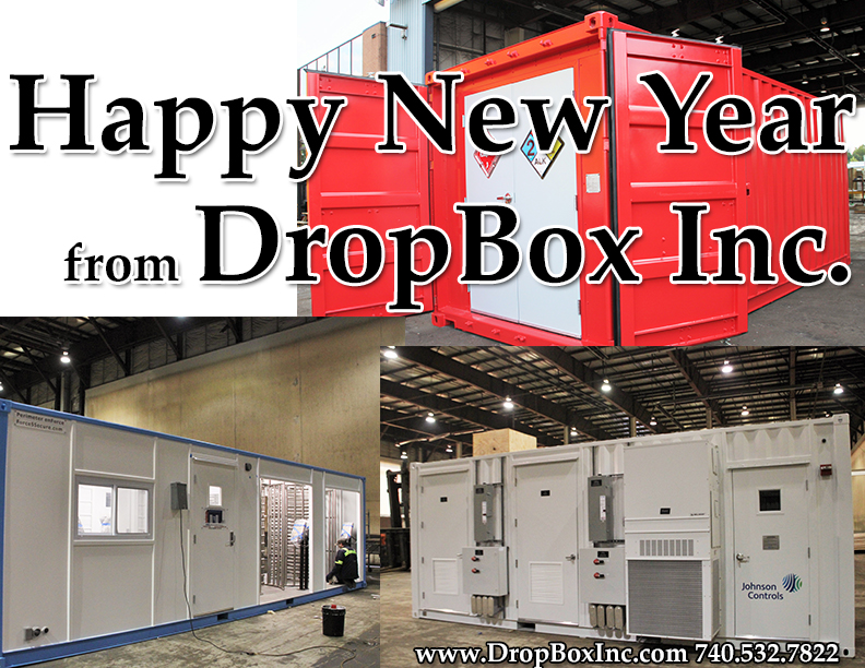 DropBox Inc, ISO shipping container modification, custom ISO shipping container modification, custom shipping container modification