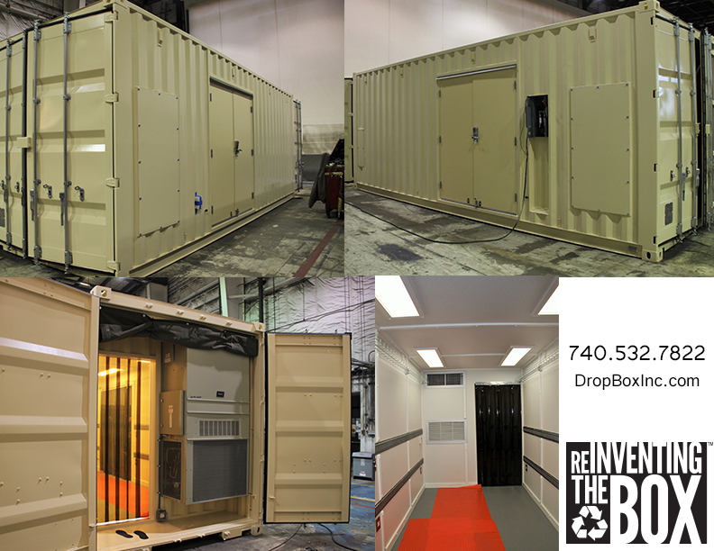 shipping container modification, DropBox Inc, shipping container modifications company, conex container modification, custom container modification, shipping container modification company, storage container modification