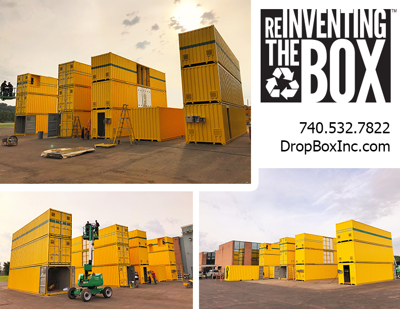 shipping container modification, ISO Shipping container modifications, DropBox Inc, shipping container modifications, custom shipping container modification, ISO shipping container modification