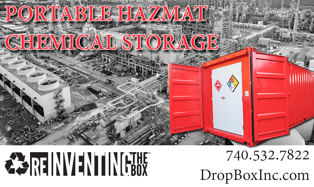 DropBox Inc, hazardous chem storage, containerized hazardous chemical storage, hazmat storage, portable hazmat storage, portable hazmat chemical storage, hazmat chemical storage