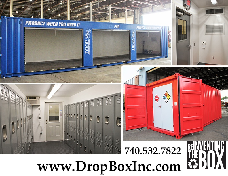 shipping container modification, ISO Shipping container modifications, DropBox Inc, ISO Shipping container, shipping container modification design, shipping container modification engineering, ReinventingTheBox, shipping container modification manufacturing