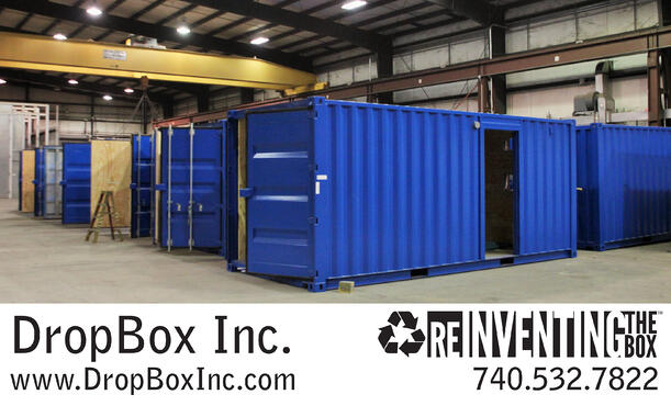 shipping container modification, ISO Shipping container modifications, DropBox Inc, shipping container modifications, ISO shipping container modification