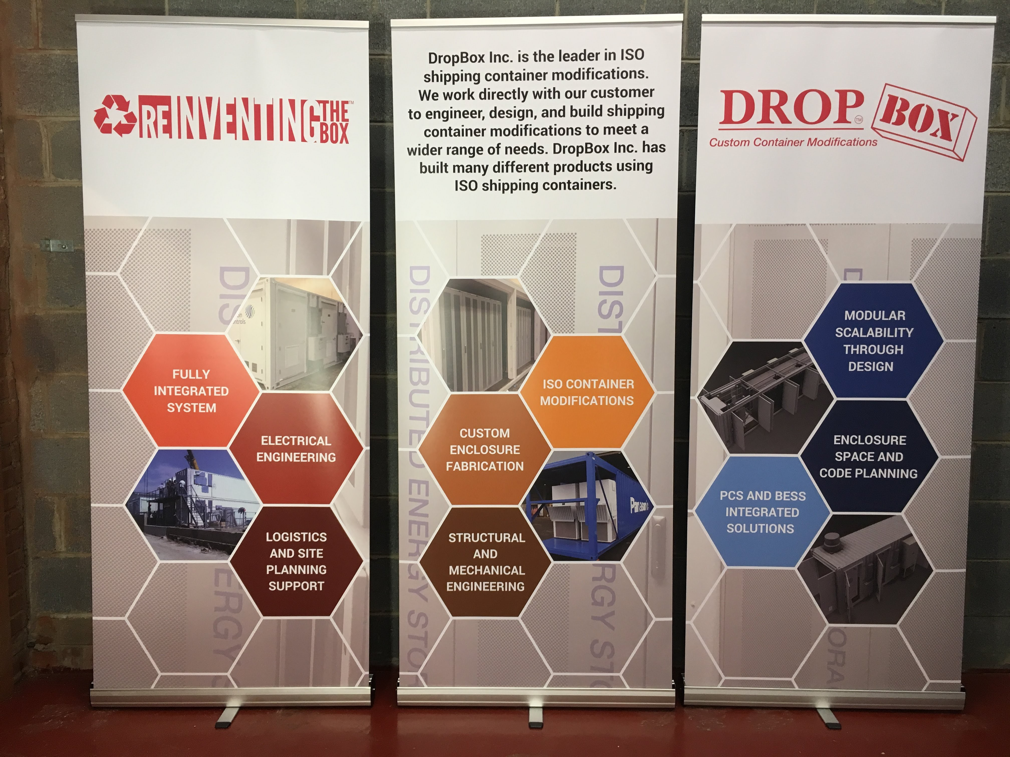 DropBox Inc, containerized energy modules, portable energy storage, containerized energy storage, modular energy storage, Energy Storage Association, ESA, ESA Conference 2018