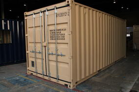 DropBox Inc, ISO shipping container modification, design shipping container modification, custom shipping container modification, shipping container modification price