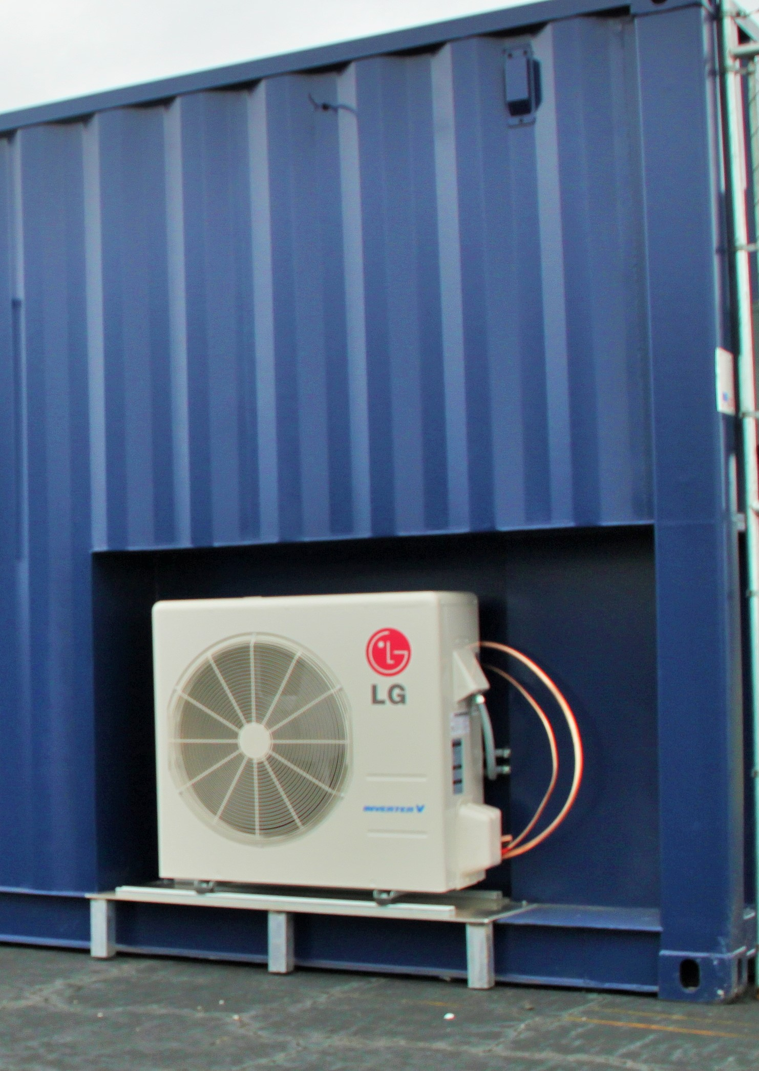 Shipping Container Mods Blog Connex Container Modification