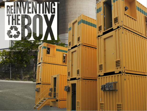 ISO Shipping container modifications, DropBox Inc, ISO Shipping container, shipping container modifications, Shipping container, custom shipping container modification, ReinventingTheBox
