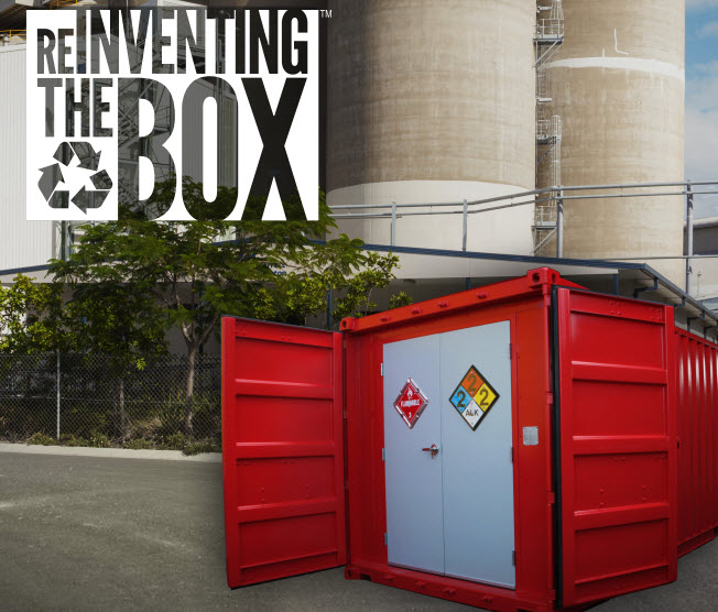 Shipping Container Mods Blog hazardous chem storage