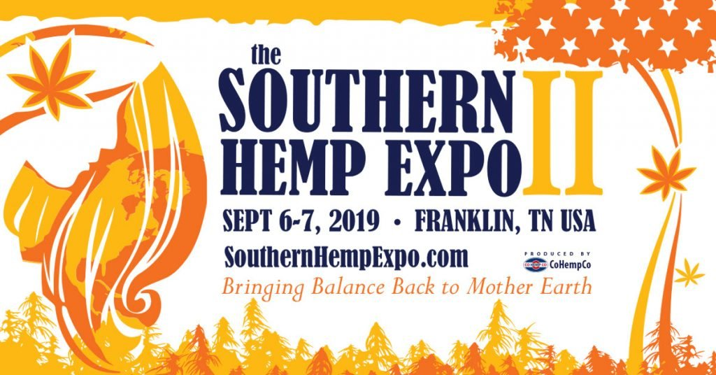 portable chemical laboratory, hemp, the 2nd Annual Southern Hemp Expo, The Southern Hemp Expo 2019, Franklin, Tennessee