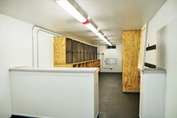 Shipping container modifications, shipping container modification