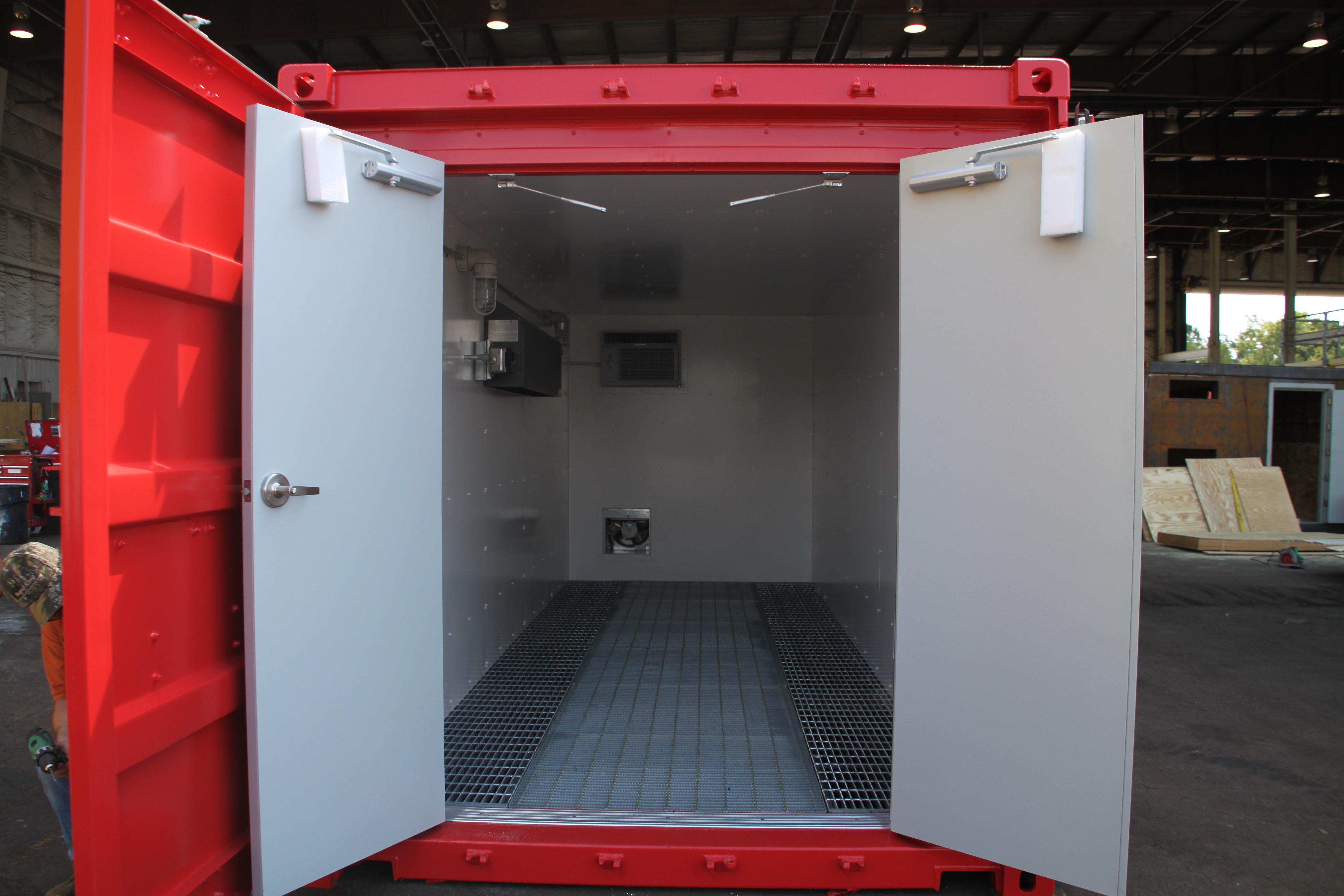 Hazmat chemical storage, portable hazmat chemical storage, chemical storage for hazmat, portable chemical storage for hazmat, shipping container modification for hazmat storage, hazmat shipping container modification storage, hazmat shipping container modification storage, dropbox inc., DropBox Inc.