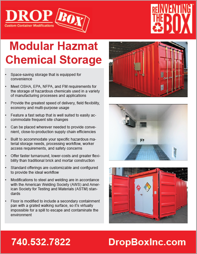 chem storage flyer